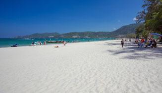 Пляж Патонг на Пхукете: краткий обзор