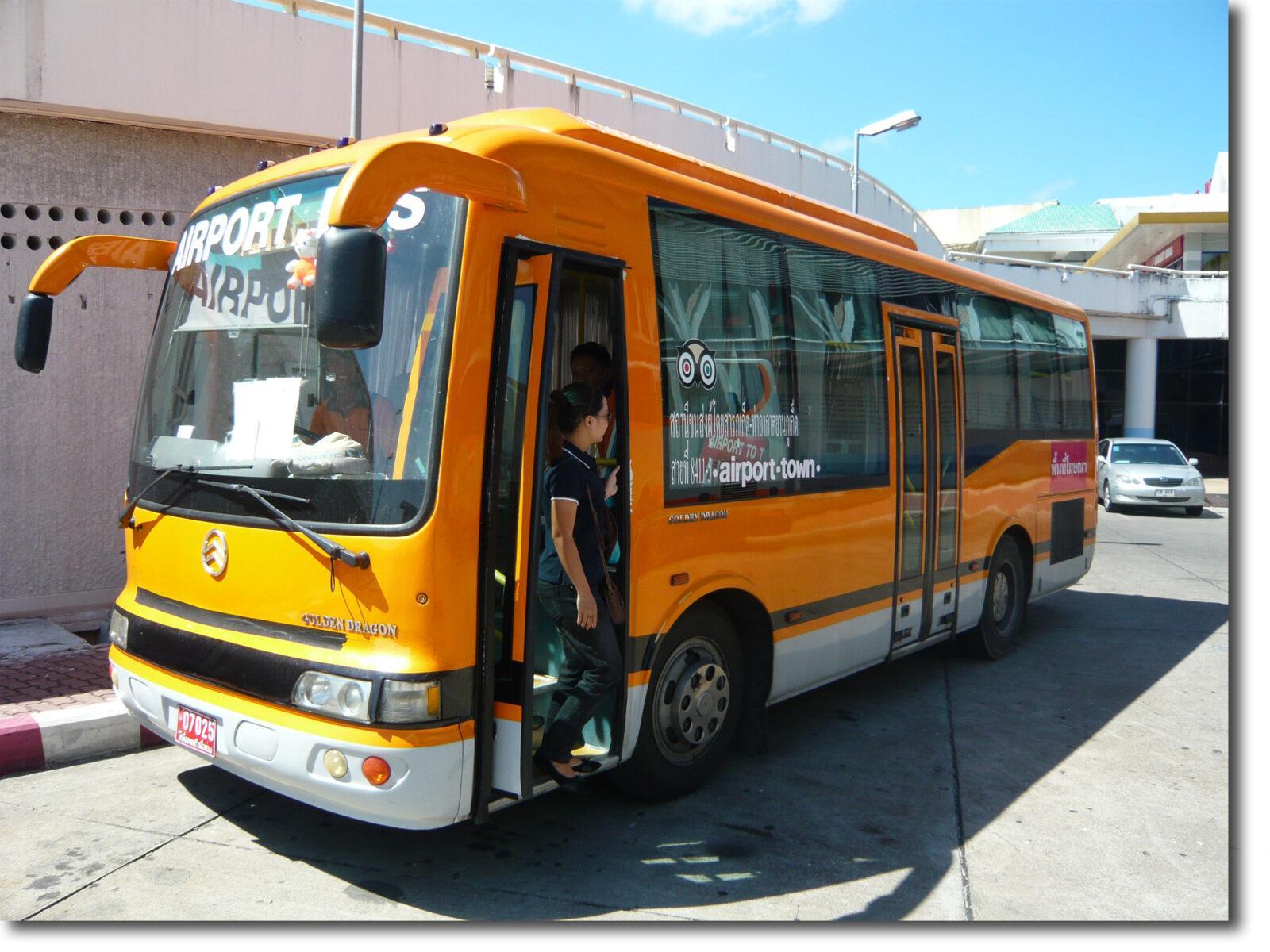 Транспорт на Патонге