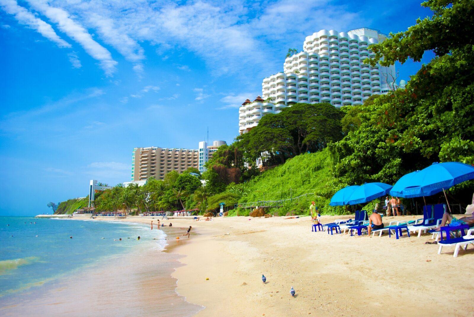 Лучшие пляжи Паттайи: обзор