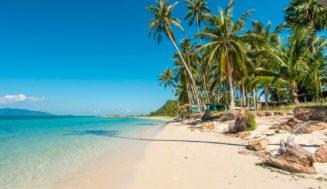 Самые лучшие пляжи Самуи