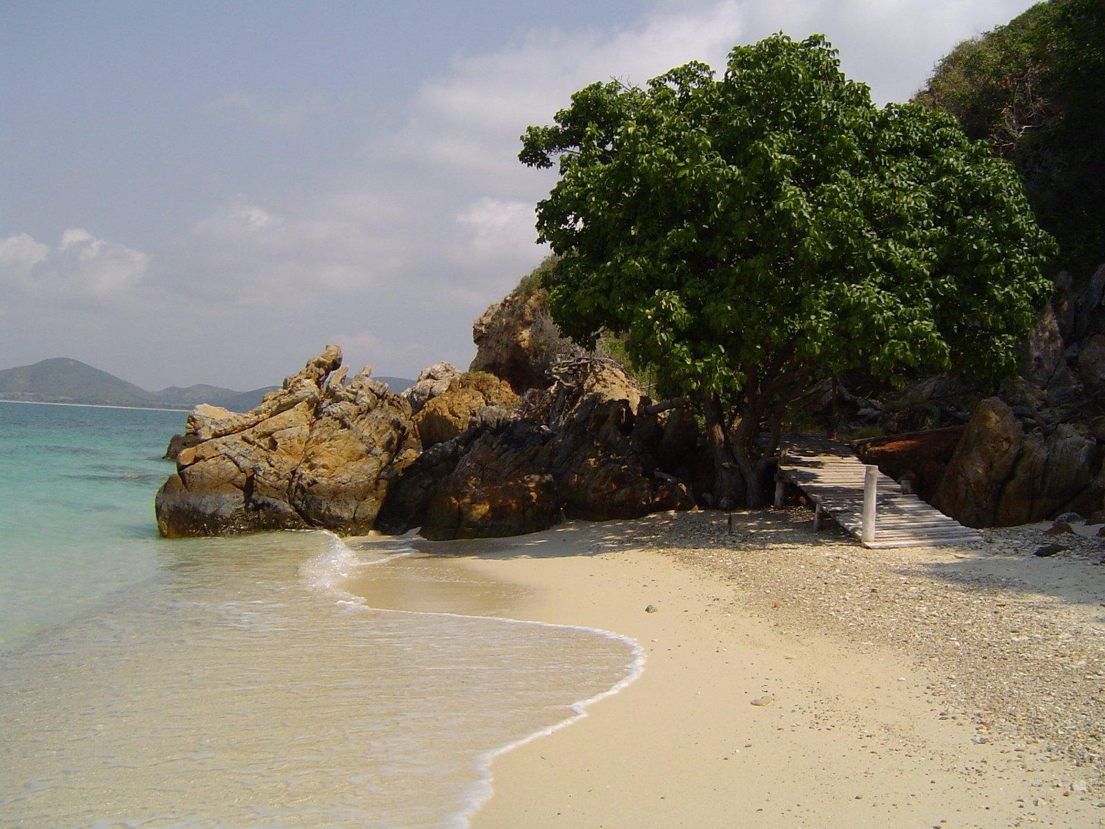 Фото пляжа Банг Макхэм