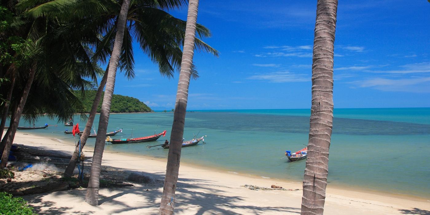 Фото пляжа Тонг Крут