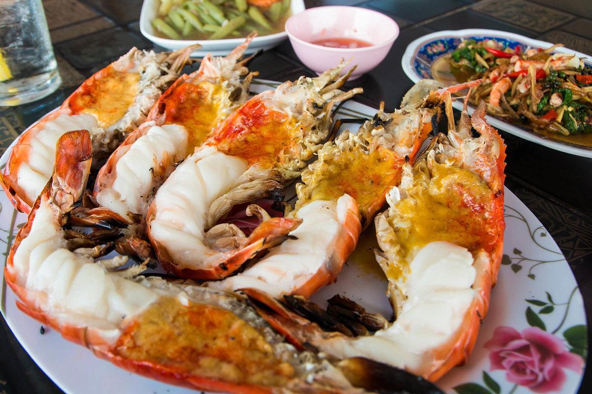 Фото тайской еды