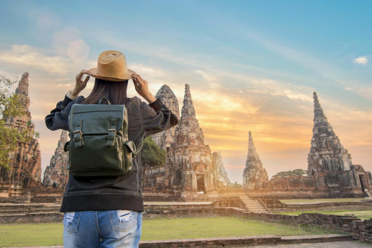 Фото туриста