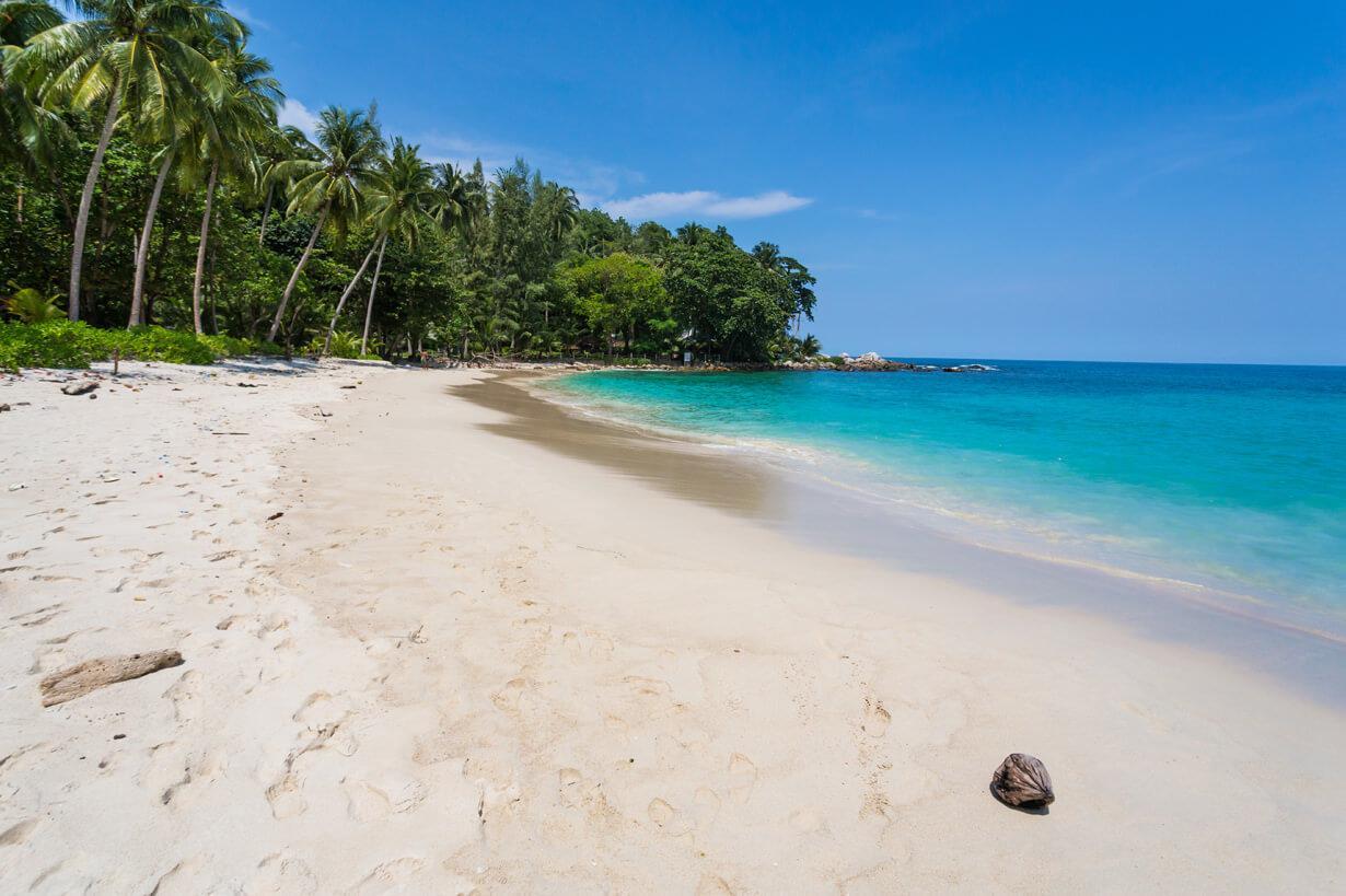 Фото побережья