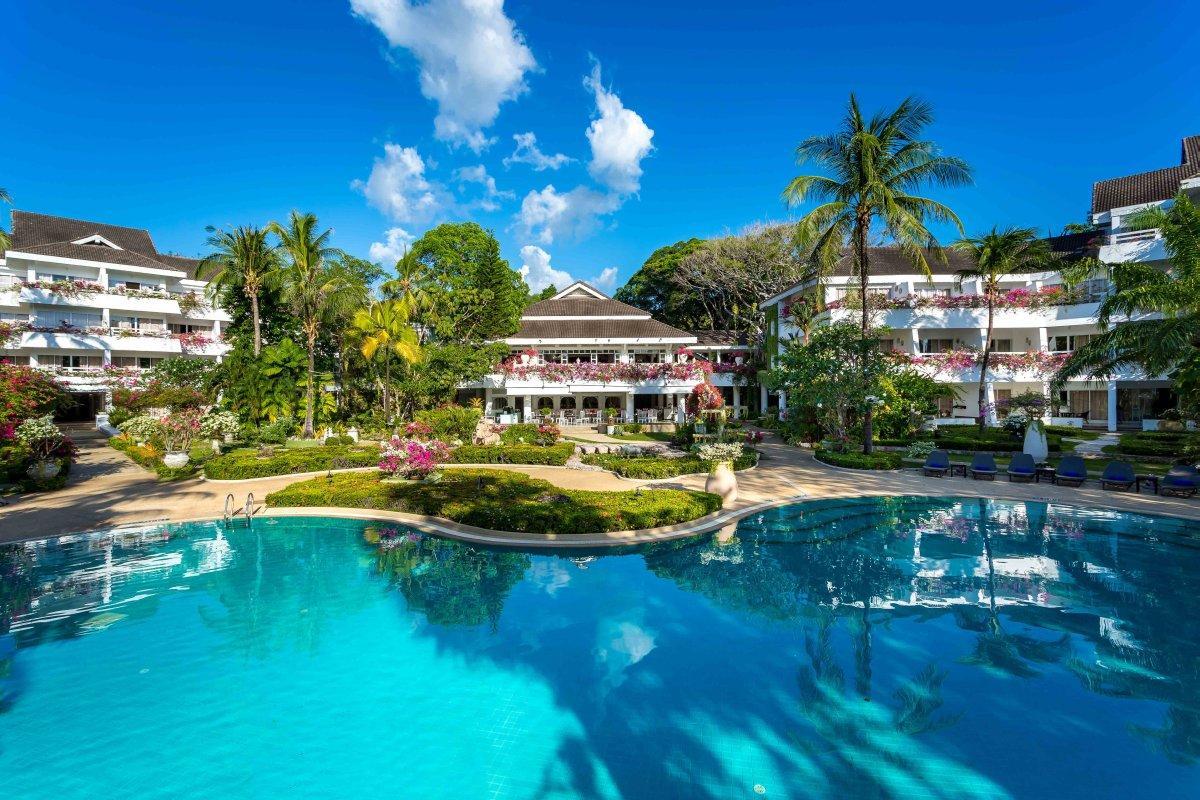 Фото Thavorn Palm Beach Resort Phuket