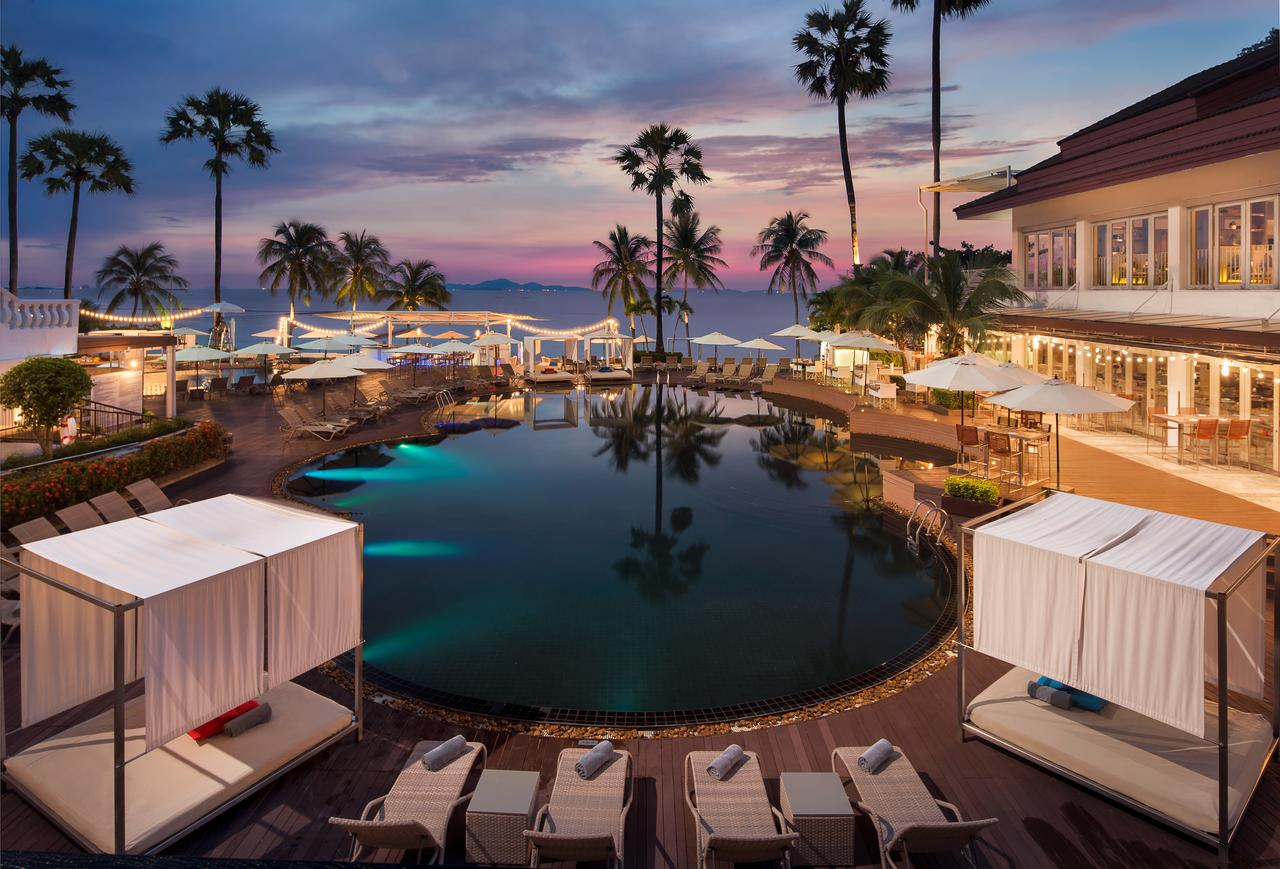 Фото Pullman Pattaya Hotel G 5*