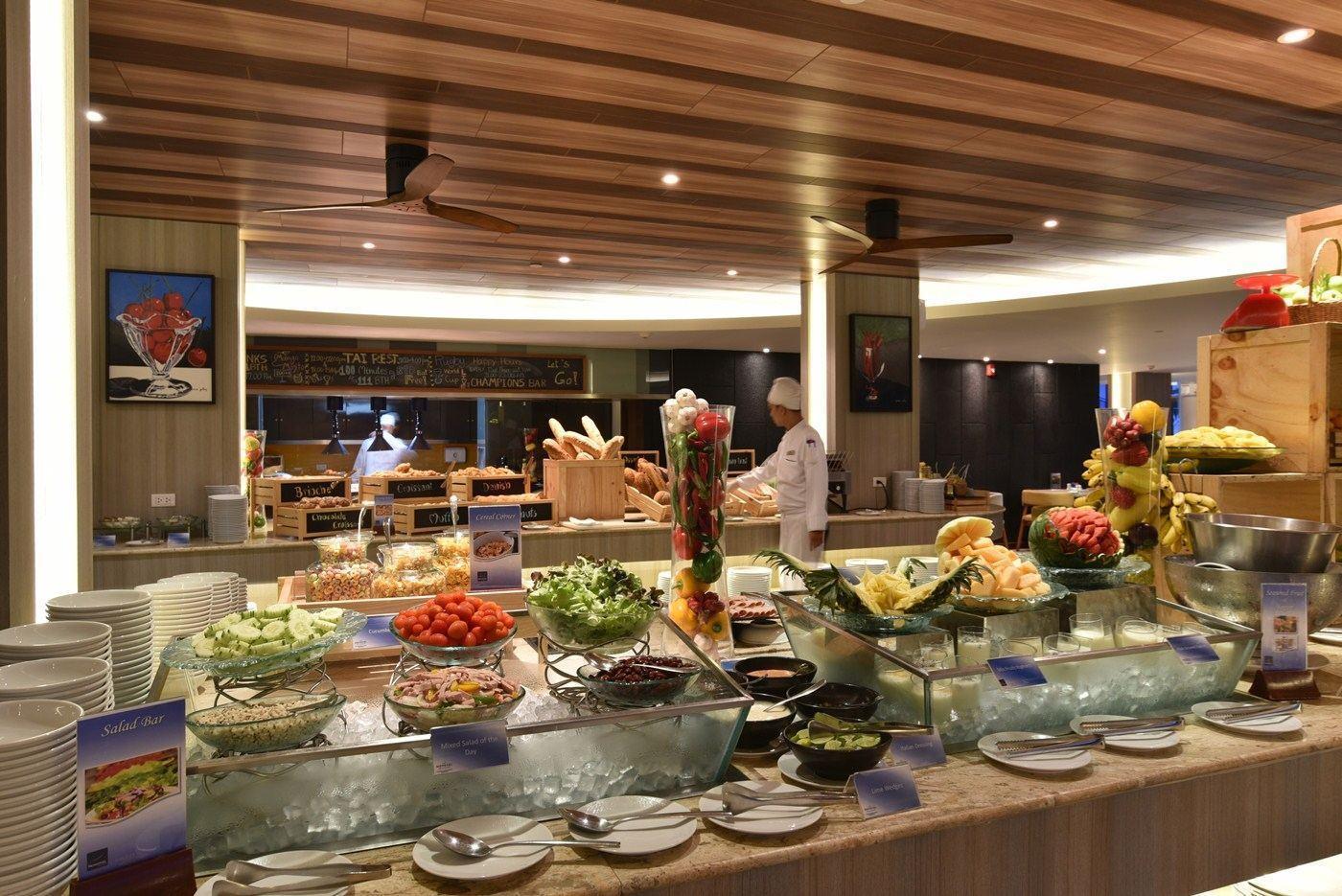 Фото еды в отеле