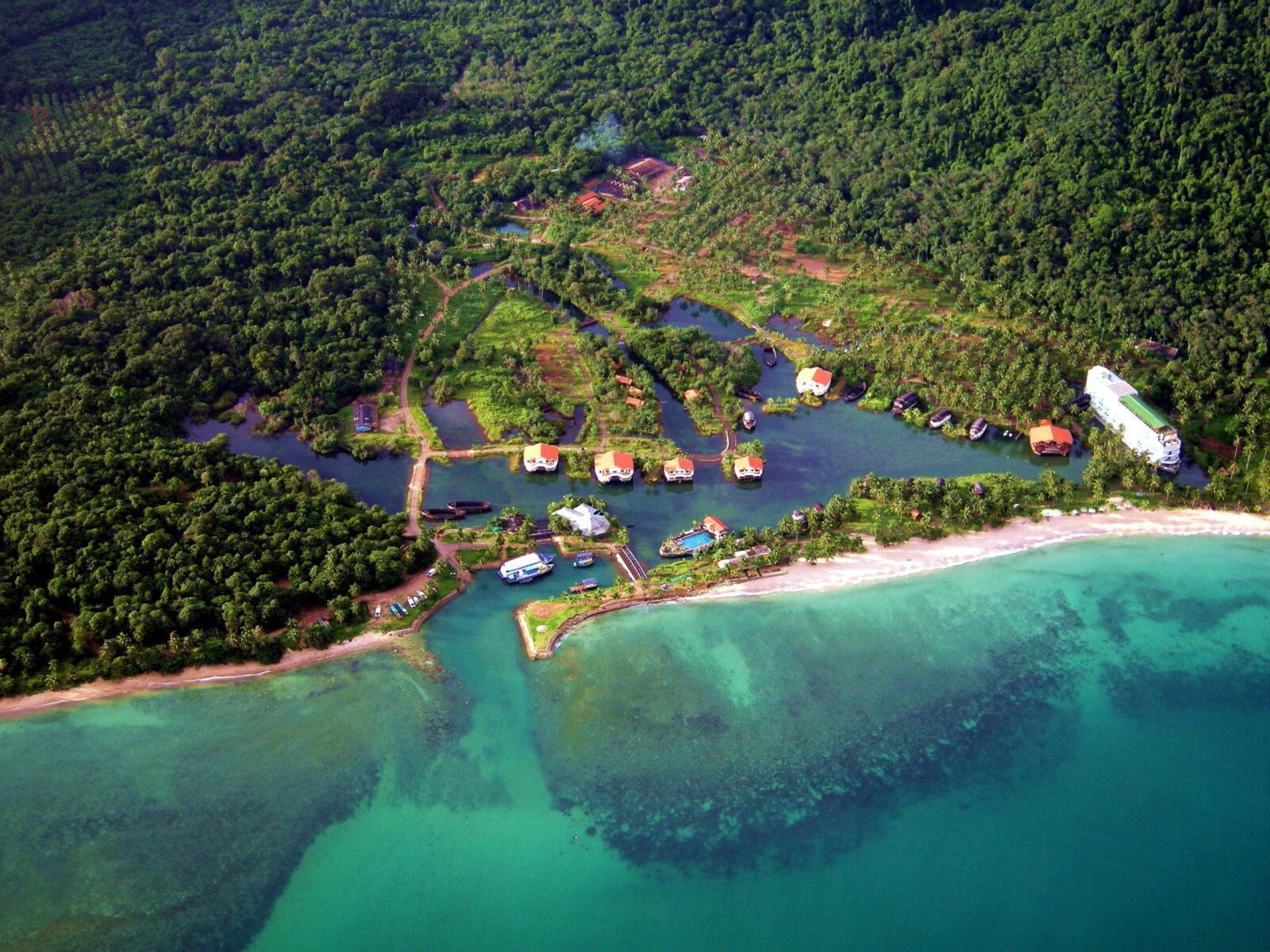Фото острова Чанг