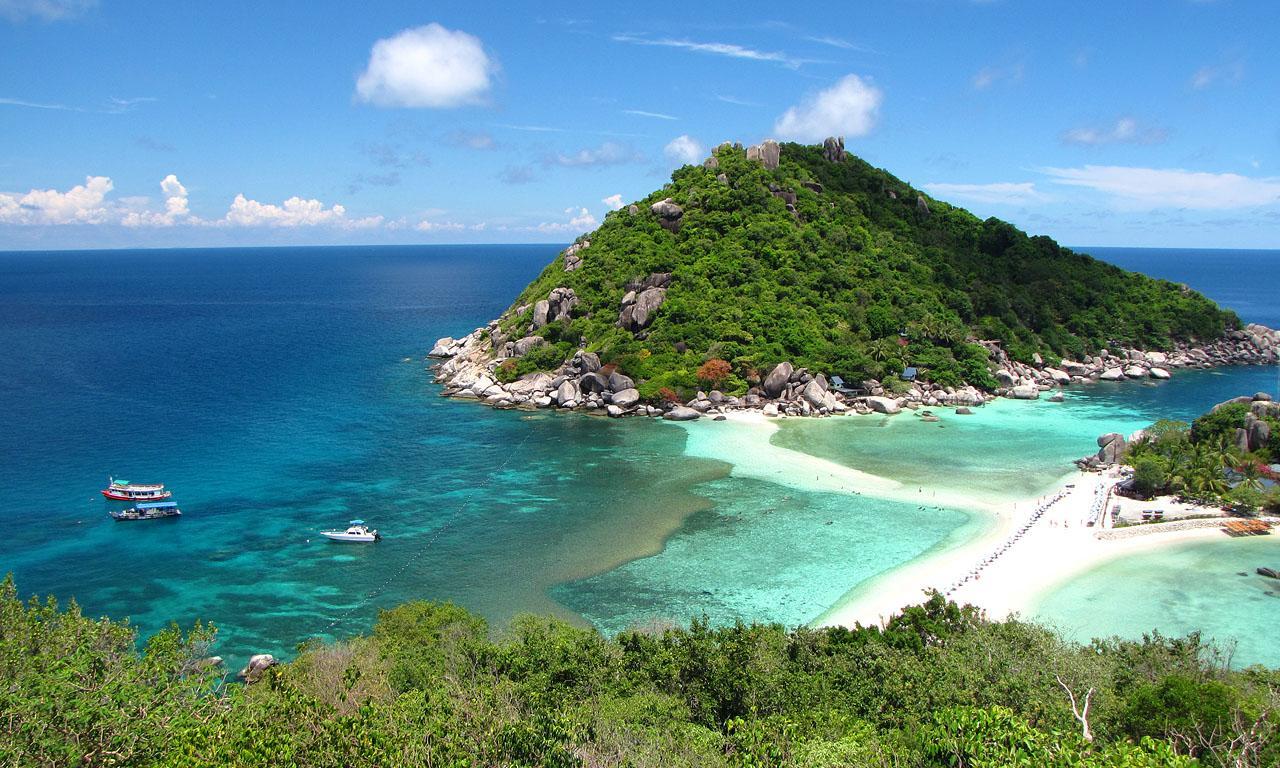Фото острова Тао