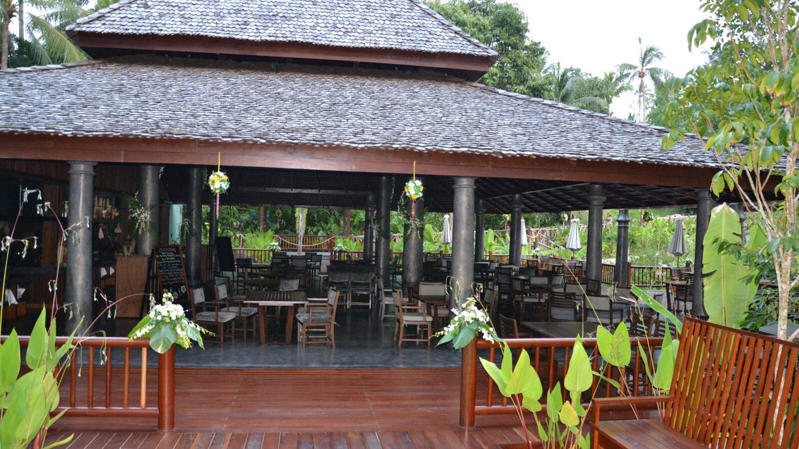 Фото ресторана в Marina Phuket Resort 4*