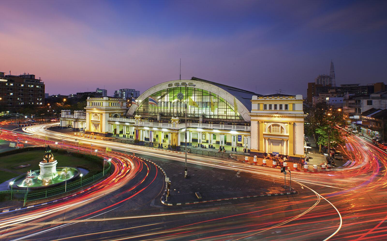 Фото вокзала Хуа Лампонг