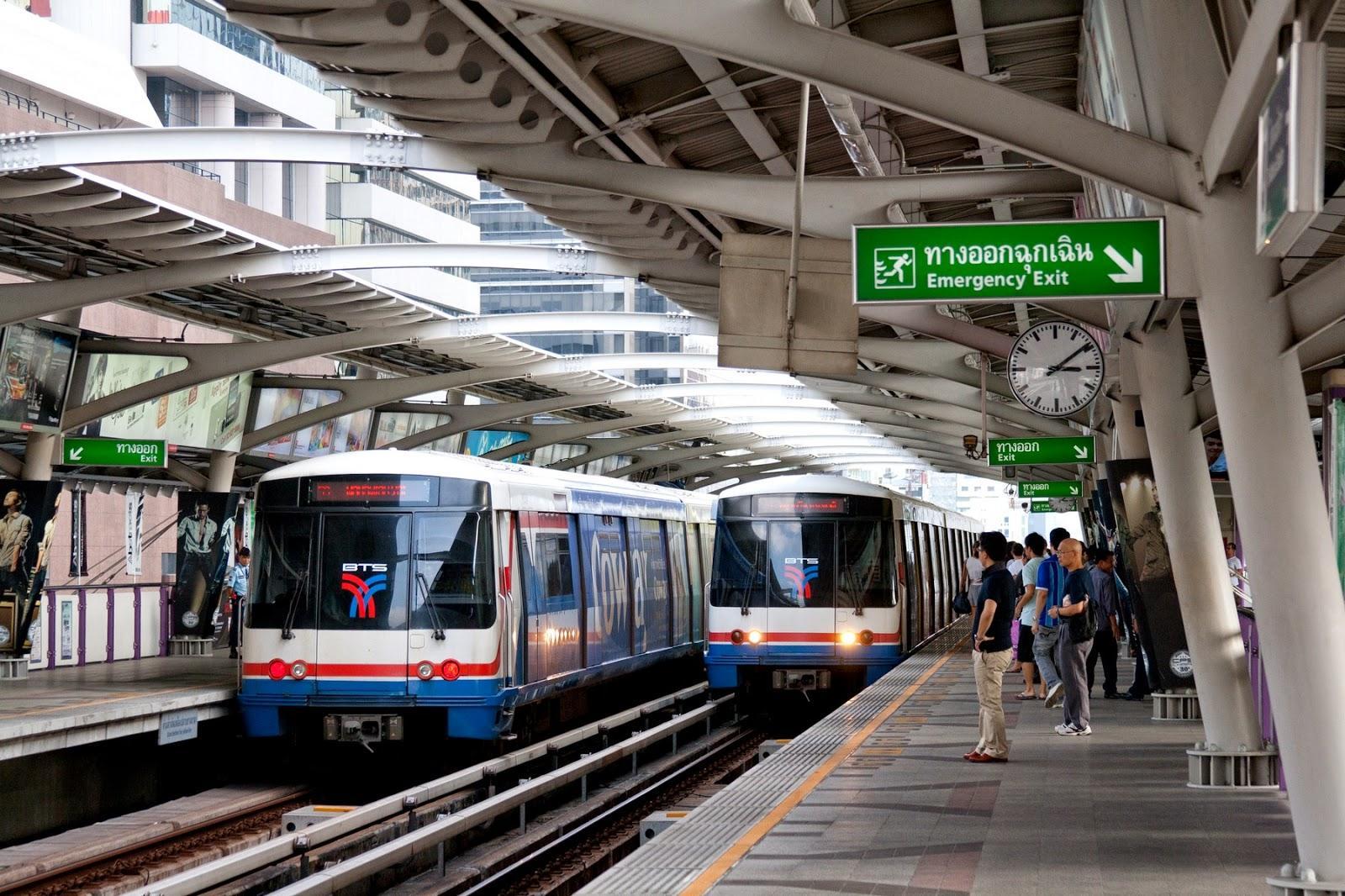 Фотография метро