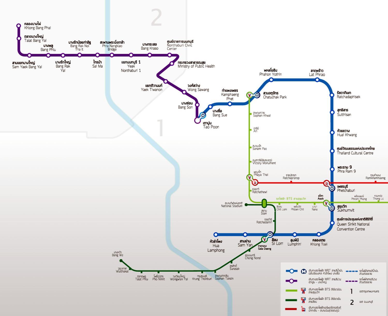 Фото линии MRT