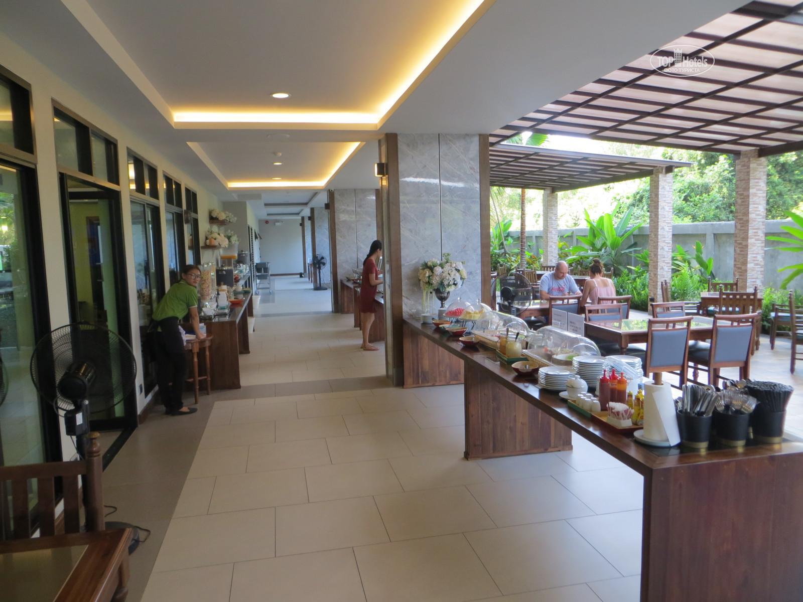 Фото еды в Pinnacle Grand Jomtien Resort & Spa 4*