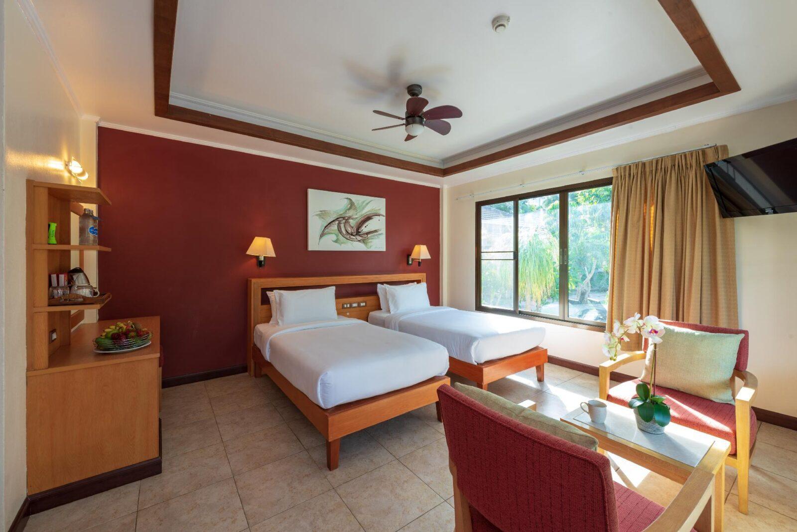 Фото номера в Pinnacle Grand Jomtien Resort & Spa 4*