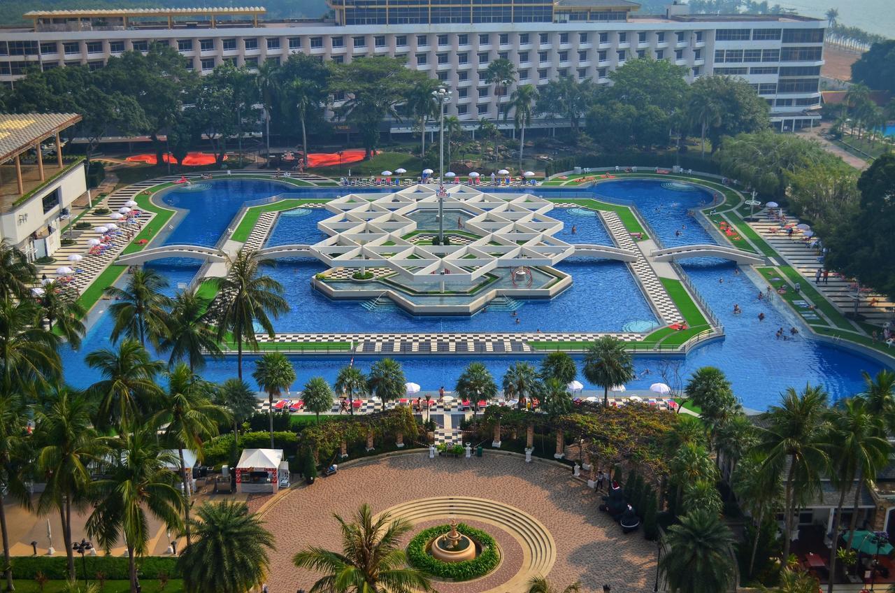 Отель Ambassador City Jomtien Marina