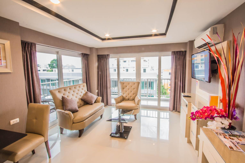 Фото квартиры в Таиланде