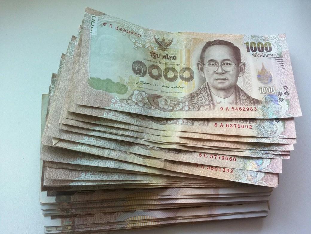 Обзор валюты Тайланда