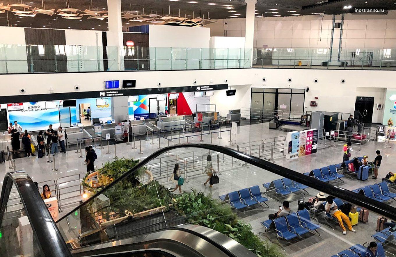Общие сведения об аэропорте