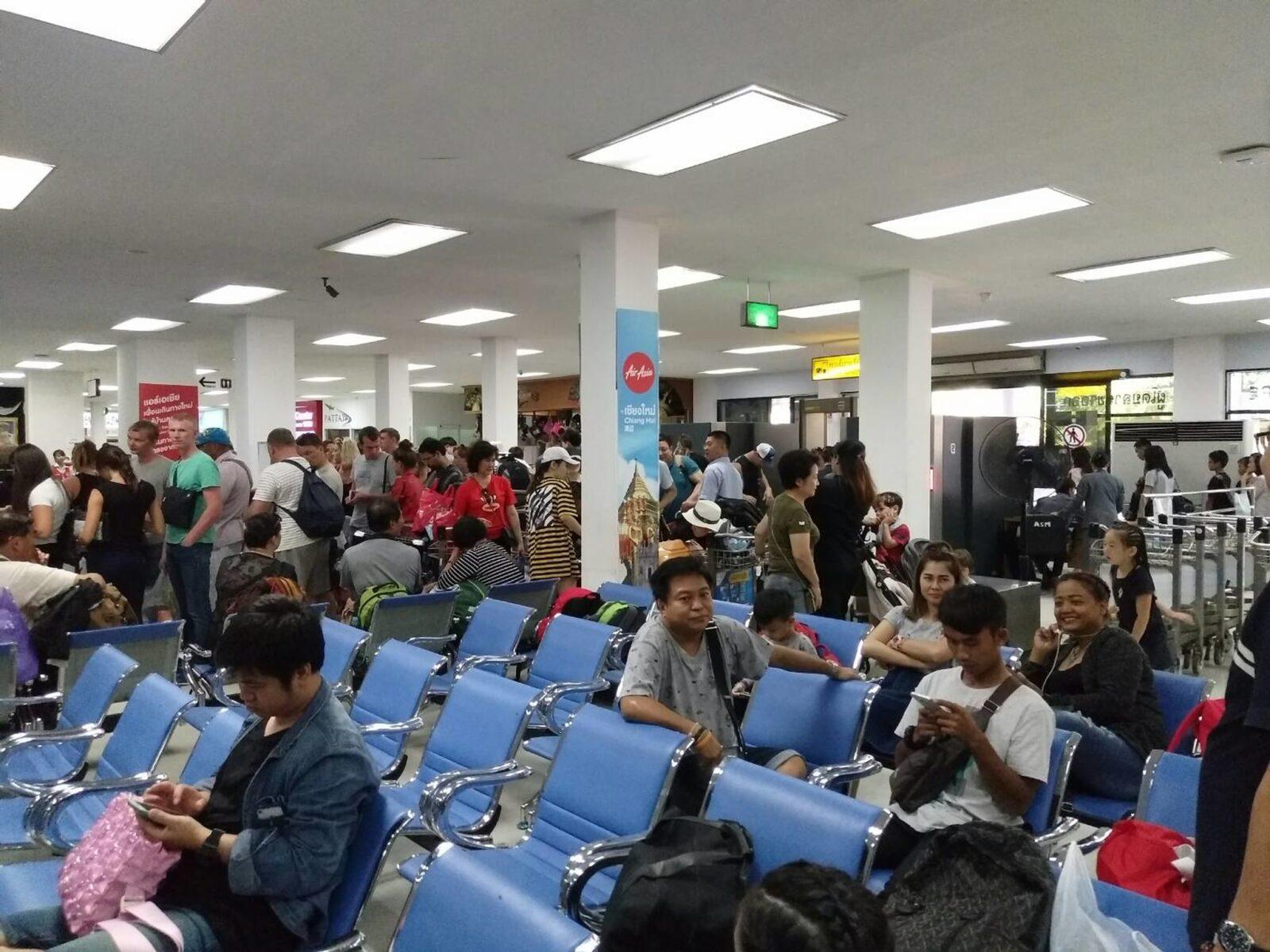 Особенности аэропорта