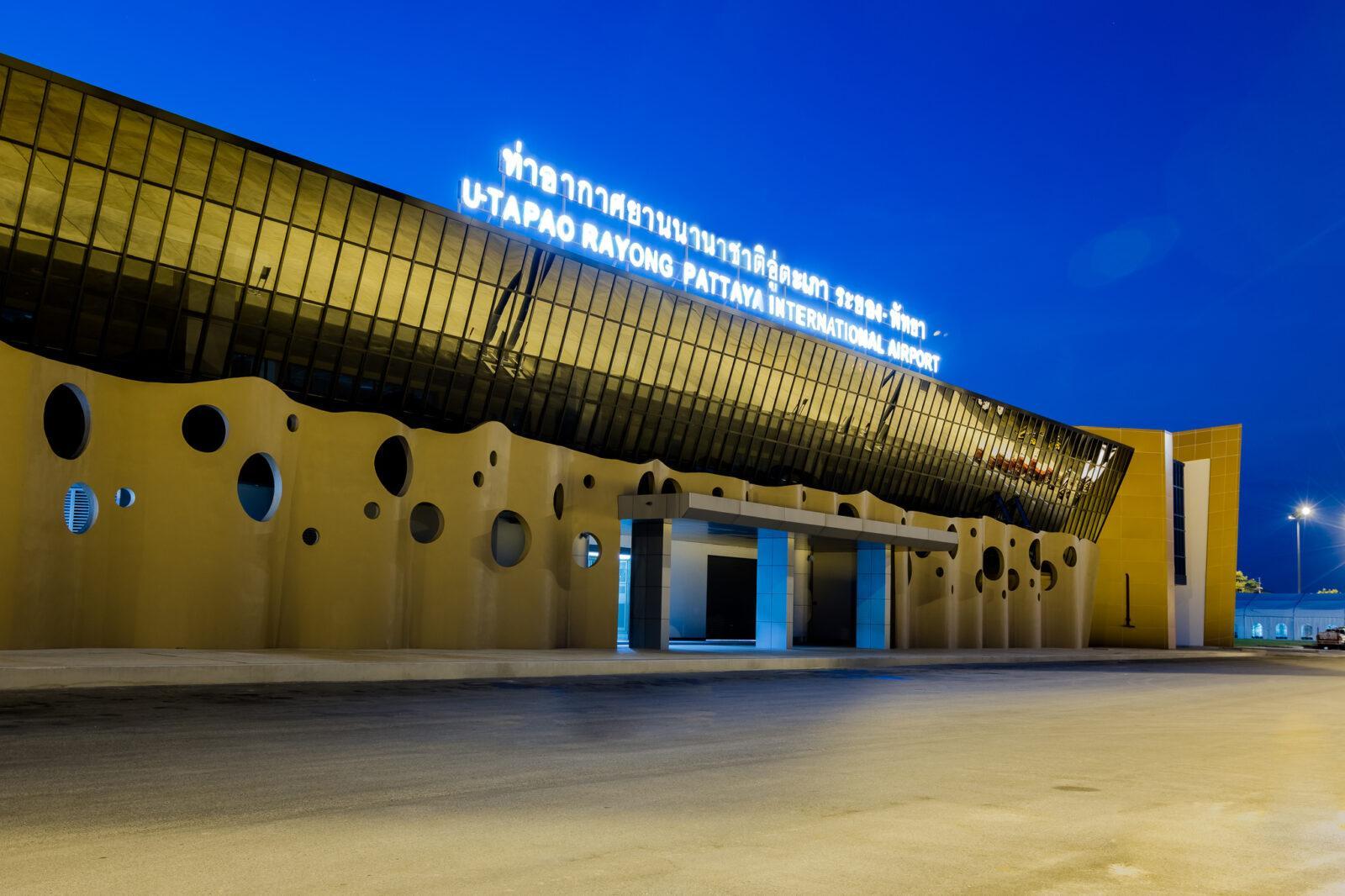 Аэропорт в Паттайю