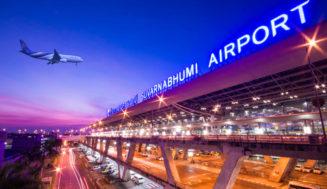 Международные аэропорты Тайланда