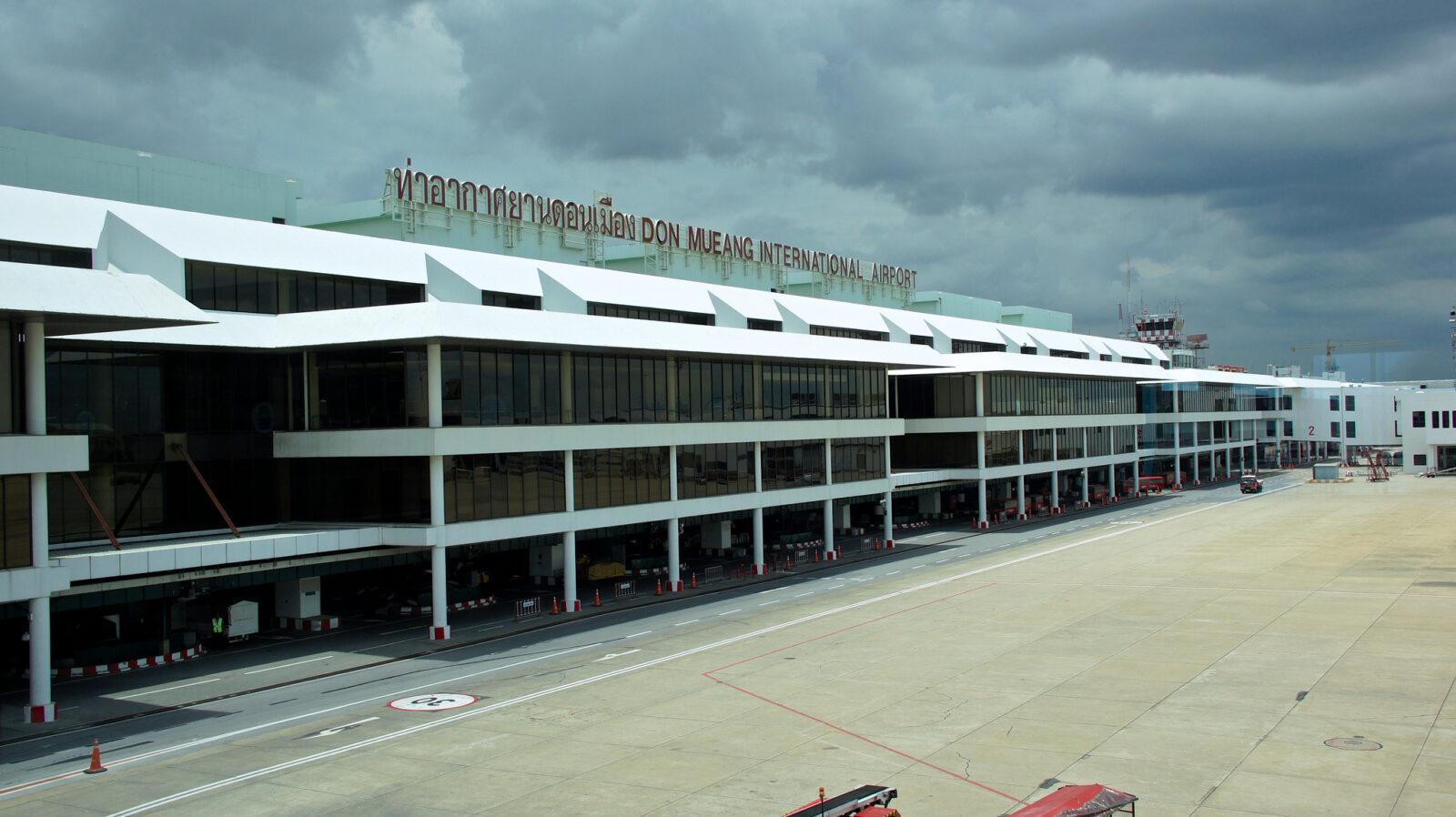 Аэропорт Дон Муанг