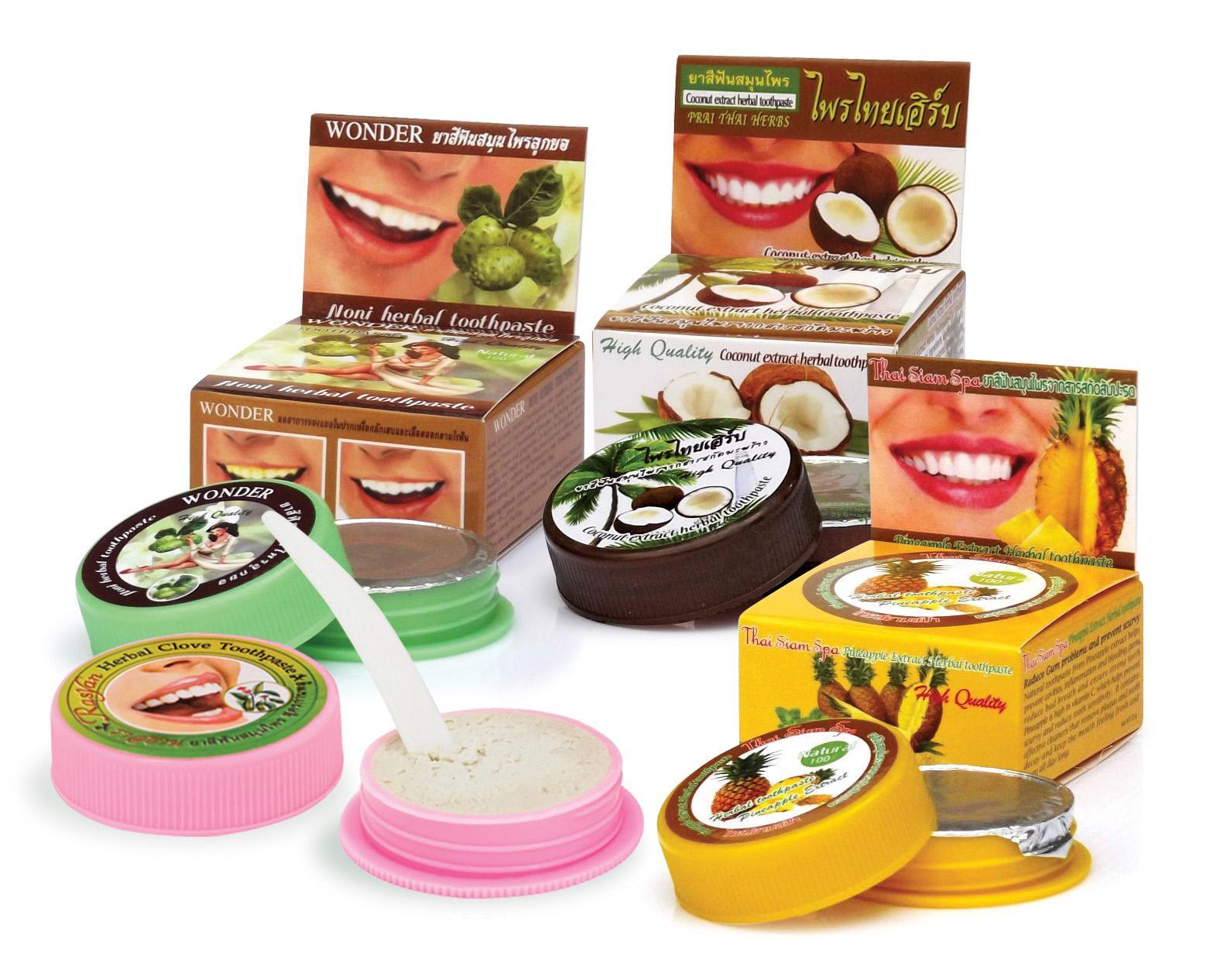 Продукция для ухода за зубами