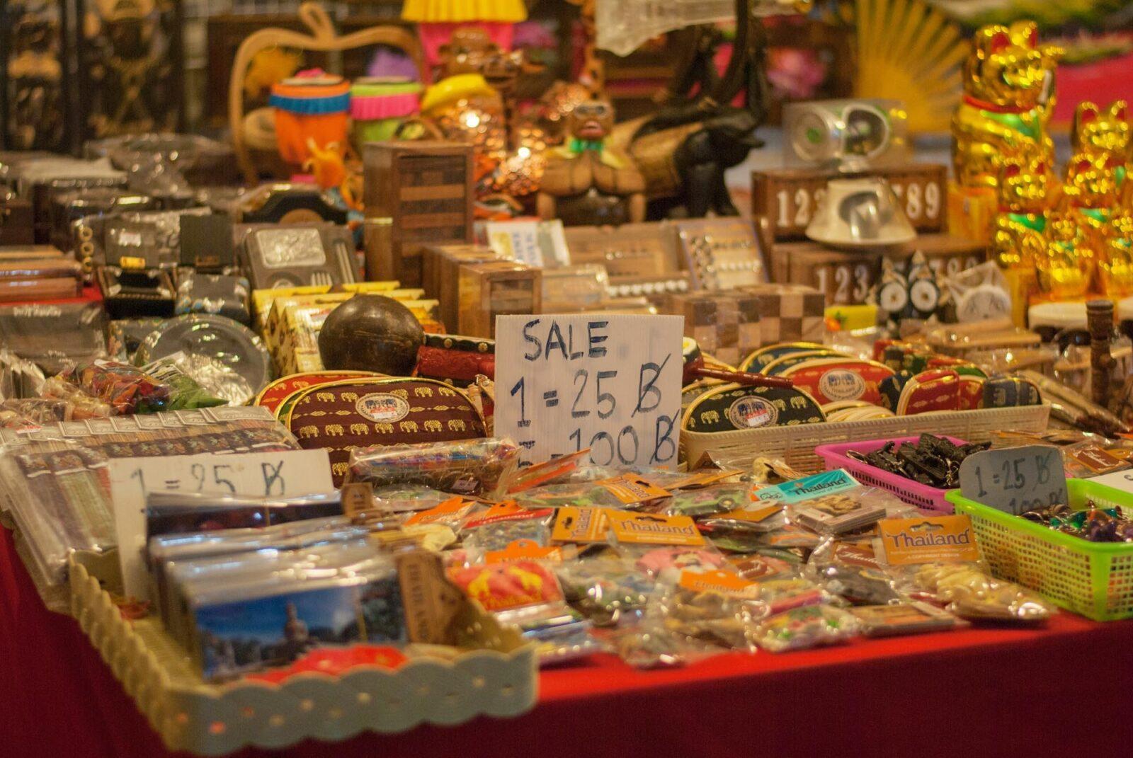 Что купить в Паттайе