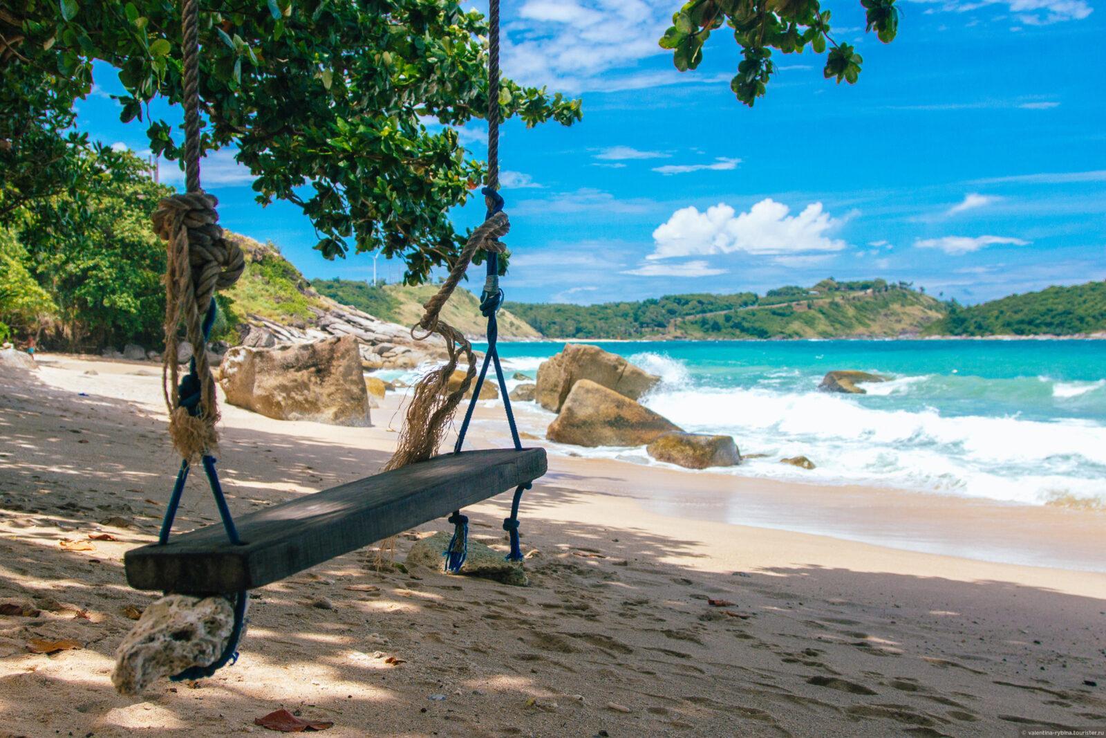 Пляж Раваи на Пхукете - отличное место для туристов