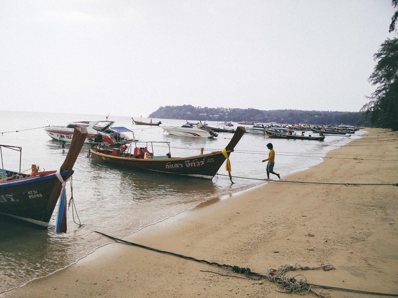 Как попасть на пляж Раваи на Пхукете