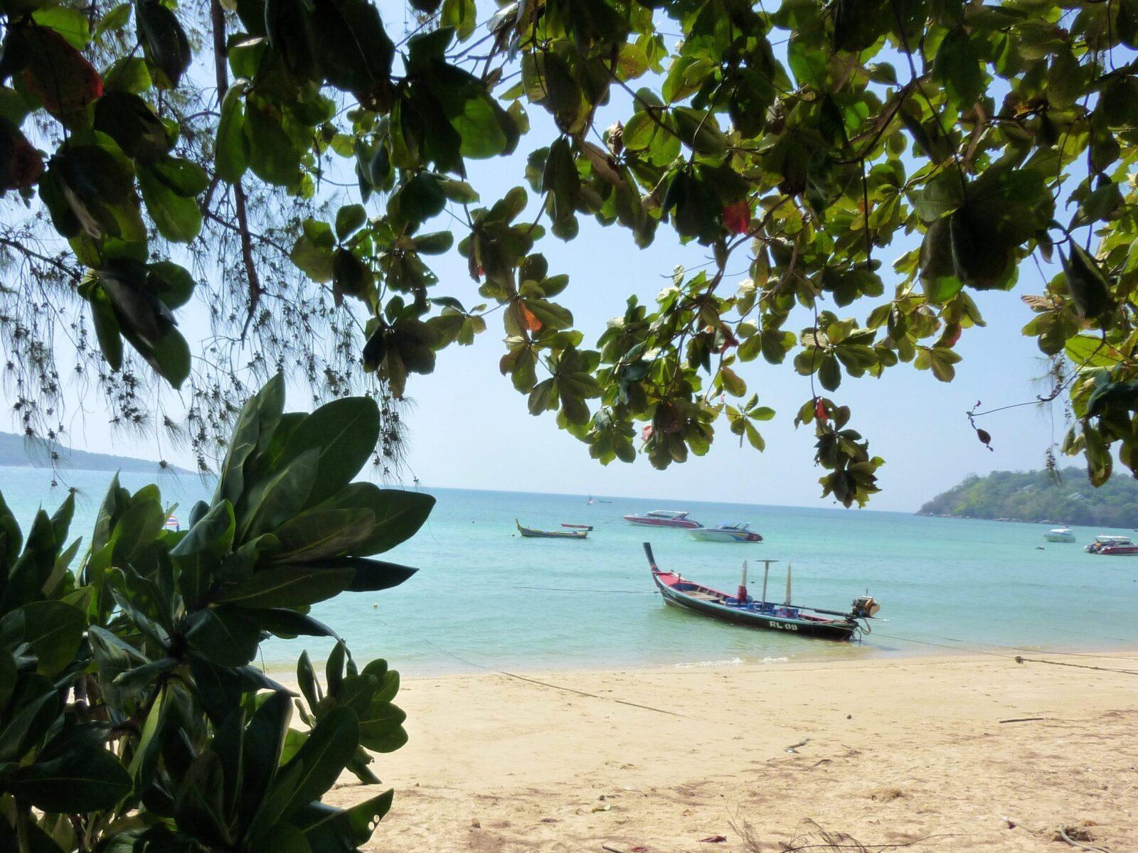 Немного информации о пляже Раваи