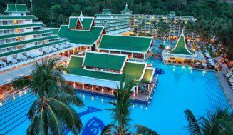 Ле Меридиан на Пхукете: обзор отеля и пляжа