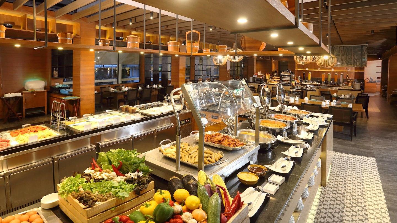 Питание в отеле Ле Меридиан на Пхукете