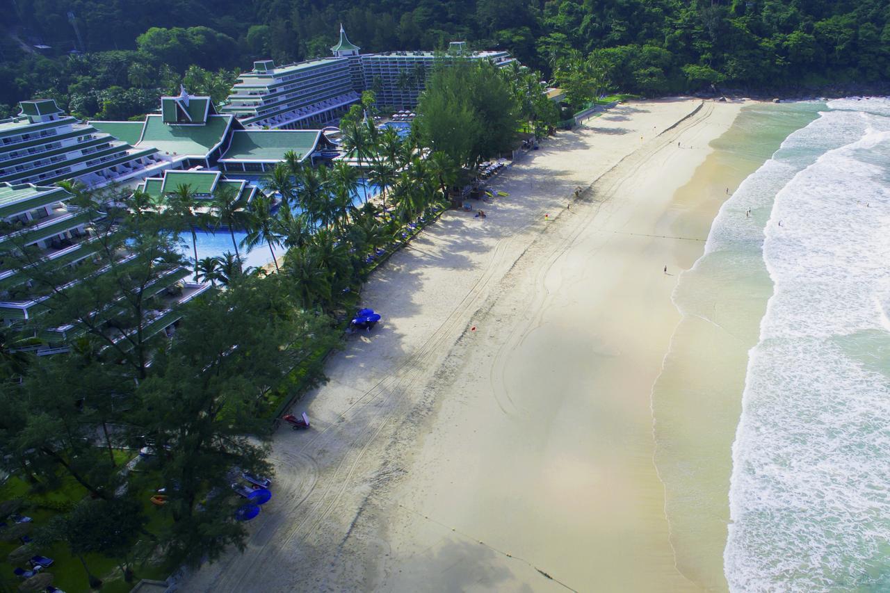 Пляж отеля Ле Меридиан