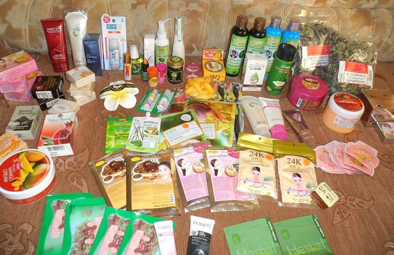 Продукты из Таиланда для снижения веса