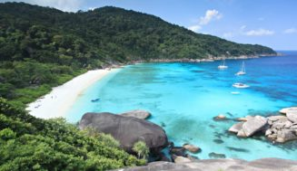 Симиланские острова в Таиланде: обзор, природа, как добраться