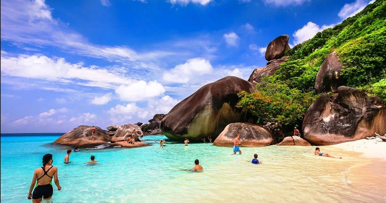 Особенности Симиланских островов