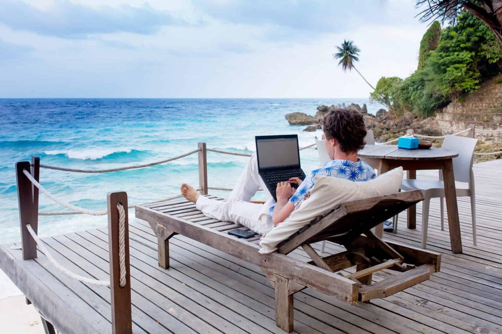 Преимущества удалённой работы в Таиланде