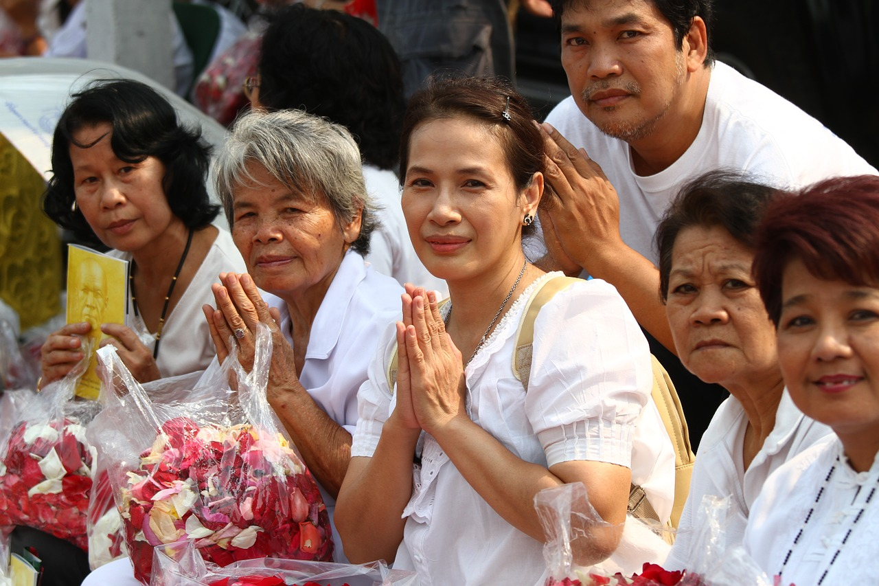 Кто живёт в Таиланде