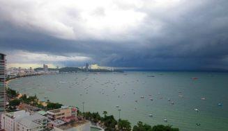 Погода в Паттайе в октябре