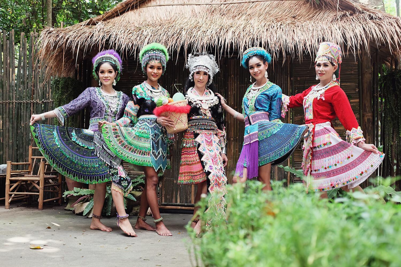 Северные народы Таиланда