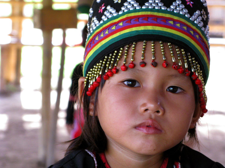 Коренные жители Таиланда