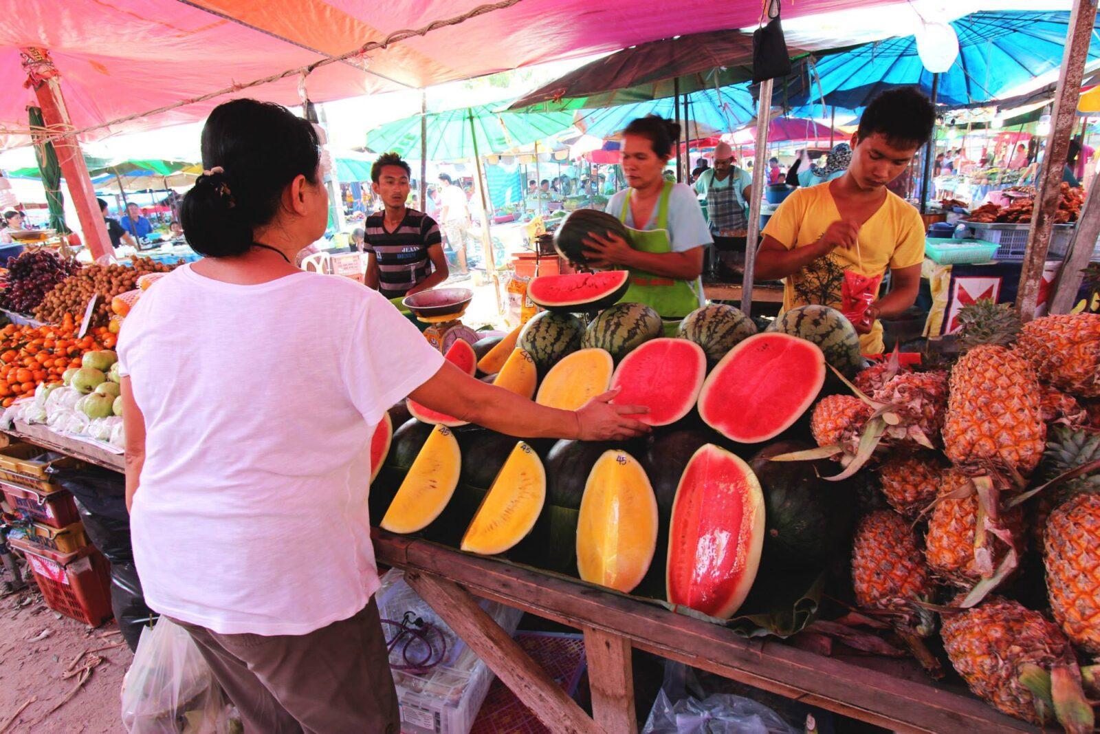Цены в Таиланде на все товары