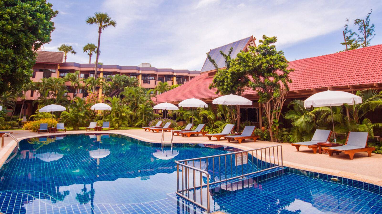 Окрестности в Phuket Island View