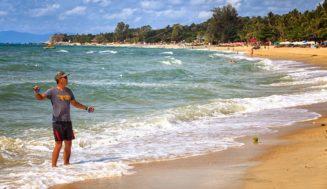 Температура моря в Тайланде