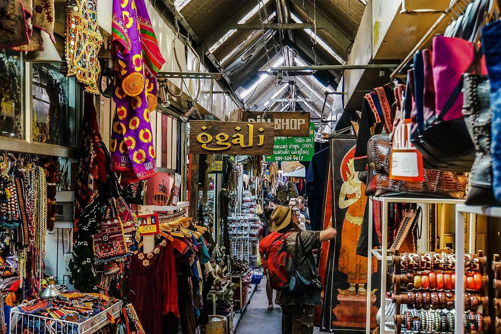 Самые популярные рынки в Бангкоке
