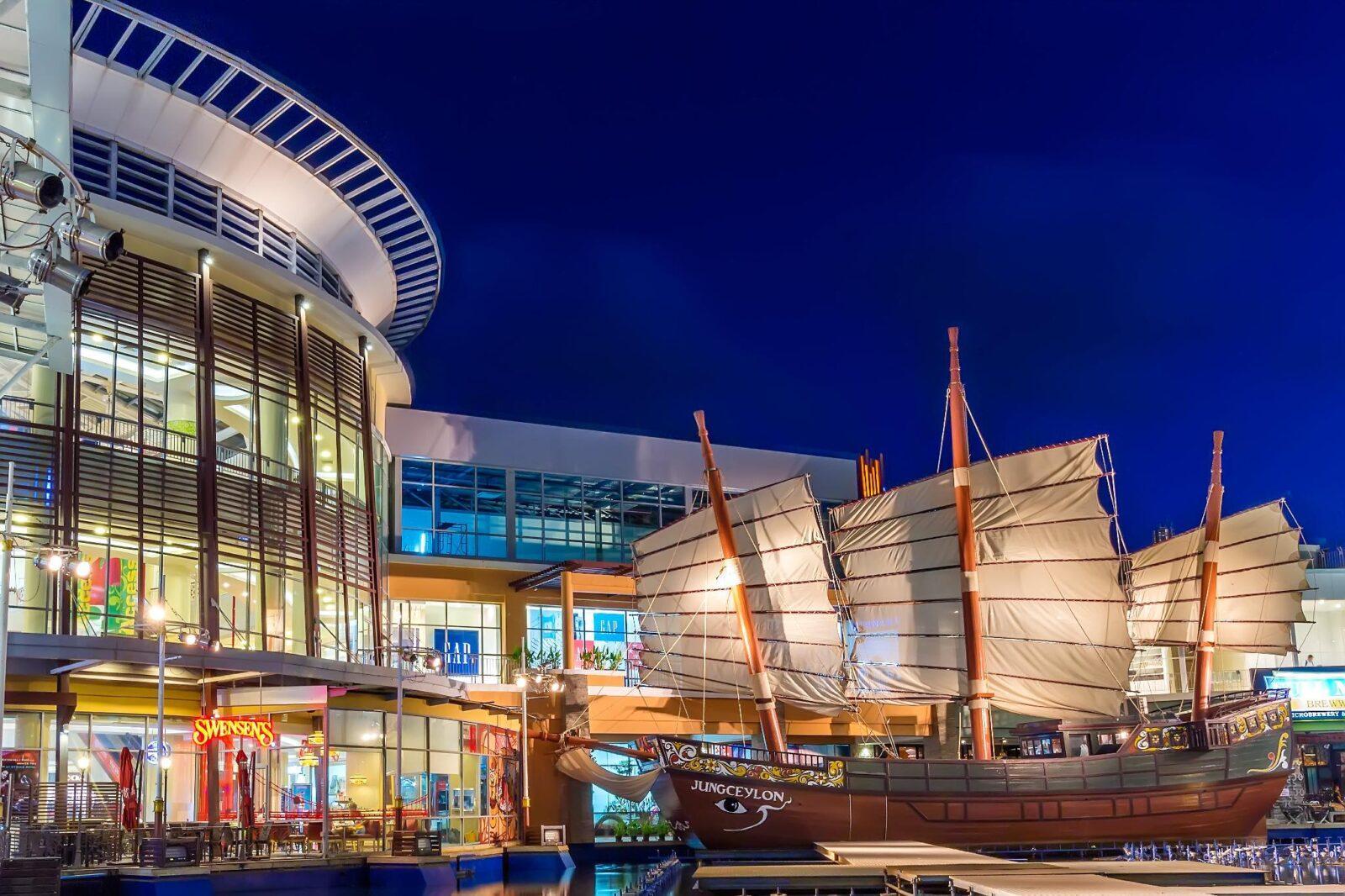 Фотография торгового центра Джанг Цейлон