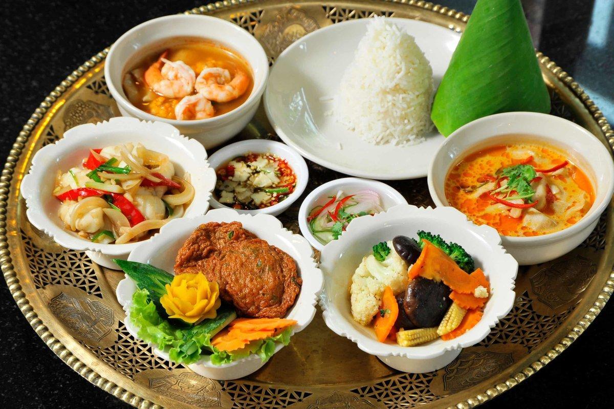 Топ популярных блюд Таиланда
